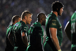 Tom Court of London Irish looks on - Photo mandatory by-line: Patrick Khachfe/JMP - Mobile: 07966 386802 24/04/2015 - SPORT - RUGBY UNION - Bath - The Recreation Ground - Bath Rugby v London Irish - Aviva Premiership