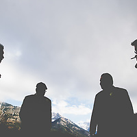 Wedding Photography by Connie Roberts Photography<br /> Waterton National Park