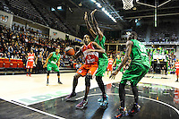 Shawn King  - 29.12.2014 - Lyon Villeurbanne / Le Havre - 16e journee Pro A<br />