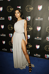 LOS ANGELES, CA - JULY 15: Alejandra-Ezpinoza attends Univision Deportes' Balon De Oro 2017 Awards at The Orpheum Theatre in Los Angeles, California on July 15, 2017 in Los Angeles, California. Byline, credit, TV usage, web usage or linkback must read SILVEXPHOTO.COM. Failure to byline correctly will incur double the agreed fee. Tel: +1 714 504 6870.