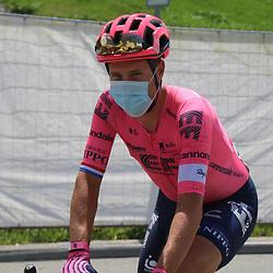 DISENTIS SEDRUM (SUI) CYCLING<br /> Tour de Suisse stage 5<br /> Sebastian Langeveld (Netherlands / Team EF Education First)