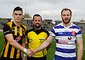 Navan O'Mahony's v St. Peter's Dunboyne - Meath SFC Semi-Final 2015