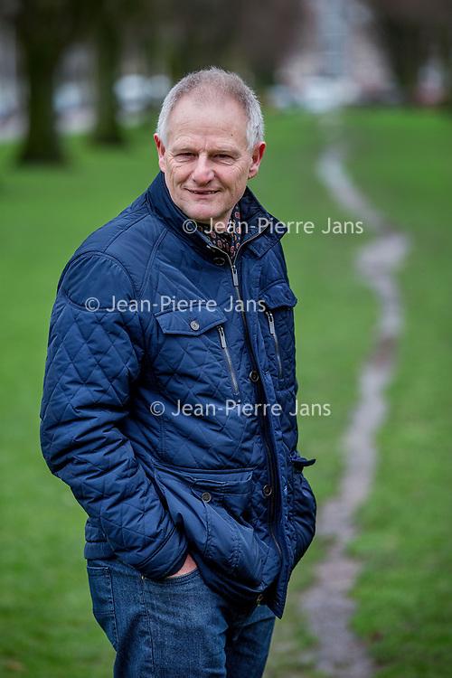 Nederland, Utrecht, 2 maart 2017.<br /> Sjaak Koenis, bijzonder hoogleraar Sociale filosofie.<br /> <br /> <br /> Foto: Jean-Pierre Jans