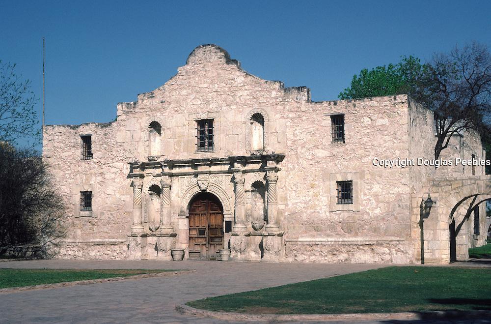 The Alamo, San Antonio, Texas<br />
