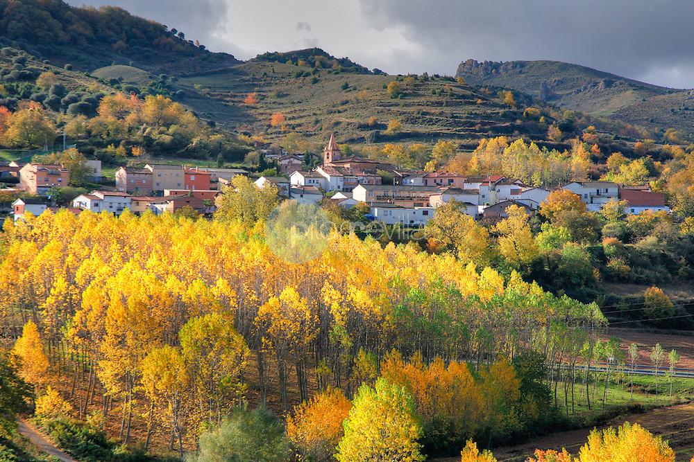 Villaverde de Rioja. La Rioja ©Daniel Acevedo / PILAR REVILLA