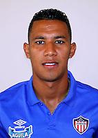 Colombia League - Liga Aguila 2015-2016 - <br /> Club Deportivo Junior de Barranquilla - Colombia / <br /> James Amilkar Sanchez Altamiranda