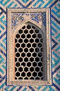 Window in the Registan, Samarkhand