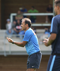 04.08.2014, Athletic Area, Schladming, AUT, Hertha BSC, im Bild Jos Luhukay (Hertha BSC, Trainer) // during a training session of the German Bundesliga Club Hertha BSC at the Athletic Area, Austria on 2014/08/04. EXPA Pictures © 2014, PhotoCredit: EXPA/ Martin Huber