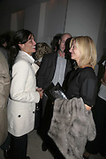 Ines Sastre and  Princess Marie -Chantal of Greece . India Hicks And Crabtree & Evelyn launch new skincare range. : Hempel Hotel, 31-35 Craven Hill Gardens, London, W2, 22 November 2006. ONE TIME USE ONLY - DO NOT ARCHIVE  © Copyright Photograph by Dafydd Jones 66 Stockwell Park Rd. London SW9 0DA Tel 020 7733 0108 www.dafjones.com