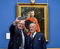 Scottish National Gallery announce rare Serov painting deal, Edinburgh, 22 May 2018