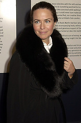 MISS KOO STARK former close friend of HRH The Duke of York, at a party in London on 25th September 2000.OHH 92