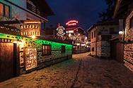 Traditional pub Mehana in Bansko