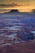 Green River Overlook, Island in the Sky District, Canyonlands National Park, near Moab, Utah.