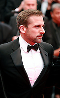 Steve Carell at the Foxcatcher gala screening red carpet at the 67th Cannes Film Festival France. Monday 19th May 2014 in Cannes Film Festival, France.