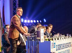 04.03.2017, AUT, FPÖ, 32. Ordentlicher Bundesparteitag, im Bild Landesparteiobmann Gernot Darmann //  at the 32nd Ordinary Party Convention of the Freiheitliche Partei Oesterreich (FPÖ) in Klagenfurt, Austria on 2017/03/04. EXPA Pictures © 2017, PhotoCredit: EXPA/ Wolgang Jannach