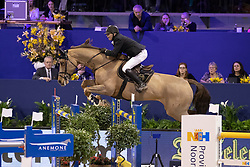 Van Der Vleuten Eric, NED, Wunschkind<br /> Jumping Amsterdam 2019<br /> © Hippo Foto - Dirk Caremans<br /> 27/01/2019