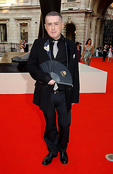 Singer HOLLY JOHNSON at the Royal Academy of Art's SUmmer Party following the official opening of the Summer Exhibition held at the Royal Academy of Art, Burlington House, Piccadilly, London W1 on 7th June 2006.<br /><br />NON EXCLUSIVE - WORLD RIGHTS