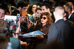 Susan Sarandon attending the 'Ma Vie Avec John F. Donovan' Premiere at Mk2 Bibliotheque on February 28, 2019 in Paris, France. Photo by David Boyer/ABACAPRESS.COM