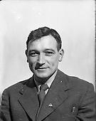 1953 - Uinseann McEoin, architect
