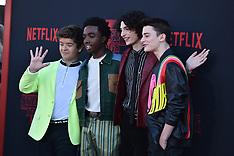 "Netflix's ""Stranger Things"" Season 3 Premiere - 29 June 2019"