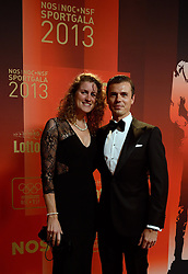 17-12-2013 ALGEMEEN: SPORTGALA NOC NSF 2013: AMSTERDAM<br /> In de Amsterdamse RAI vindt het traditionele NOC NSF Sportgala weer plaats. Op deze avond zullen de sportprijzen voor beste sportman, sportvrouw, gehandicapte sporter, talent, ploeg en trainer worden uitgereikt / Vera Koedooder<br /> ©2013-FotoHoogendoorn.nl