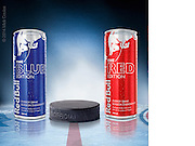 Image for Red Bull Canada Social Media at Halloween.
