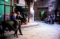 Syrie - Alep - Souk Al Atarine