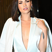 Sinead Harnett Arrivers of the European Film Premiere of MULAN at Odeon Leicester Square on 12 March 2020, London, UK.
