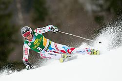 FANARA Thomas of France competes during the 1st Run of 7th Men's Giant Slalom - Pokal Vitranc 2013 of FIS Alpine Ski World Cup 2012/2013, on March 9, 2013 in Vitranc, Kranjska Gora, Slovenia. (Photo By Vid Ponikvar / Sportida.com)