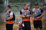 at the 2014 UCI BMX Supercross World Cup in Santiago Del Estero, Argentina.