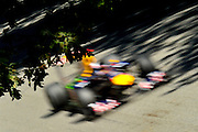 September 10-12, 2010: Italian Grand Prix. Sebastian Vettel, Red Bull