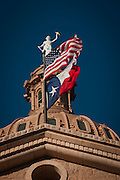 The Texas Capitol in Austin, Texas.. .photo by Mark Matson