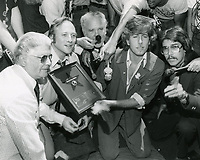 1978 Crosby, Stills, and Nash's Walk of Fame ceremony