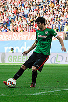 Athletic Club´s Mikel San Jose during 2014-15 La Liga match between Atletico de Madrid and Athletic Club at Vicente Calderon stadium in Madrid, Spain. May 02, 2015. (ALTERPHOTOS/Luis Fernandez)