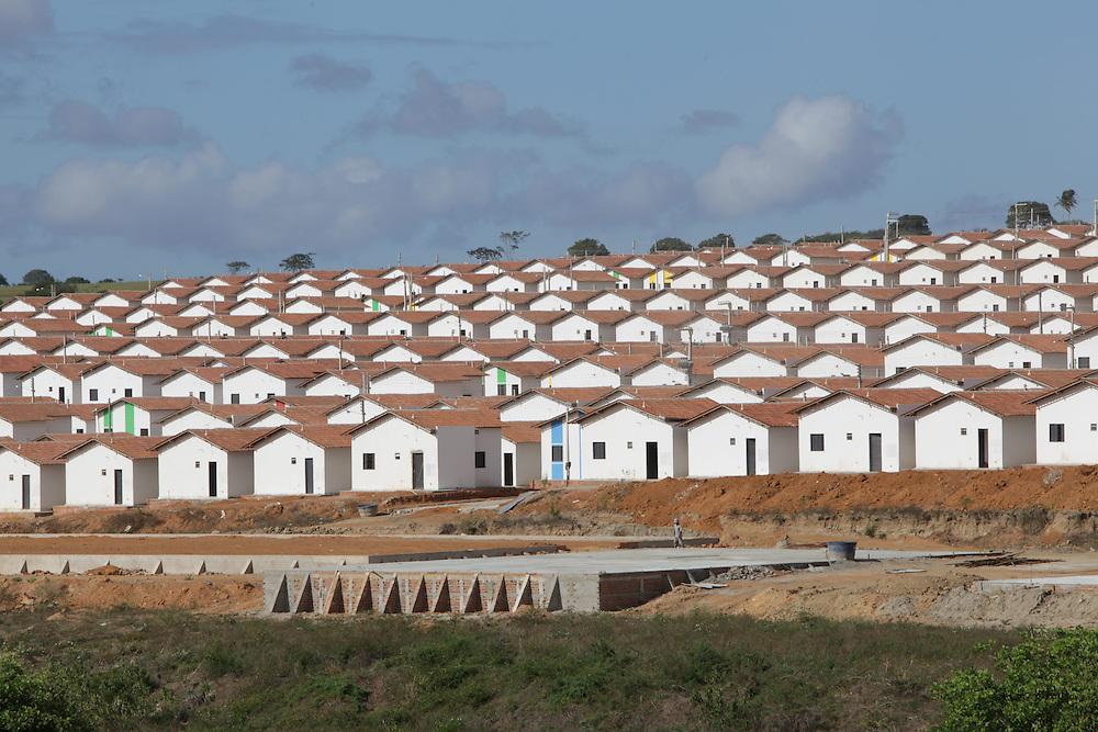 Arapiraca_AL, Brasil.<br /> <br /> Conjunto Brisas do Lago em Arapiraca, Alagoas.<br /> <br /> Brisas do Lago housing state in Arapiraca, Alagoas.<br /> <br /> Foto: EMMANUEL PINHEIRO / NITRO