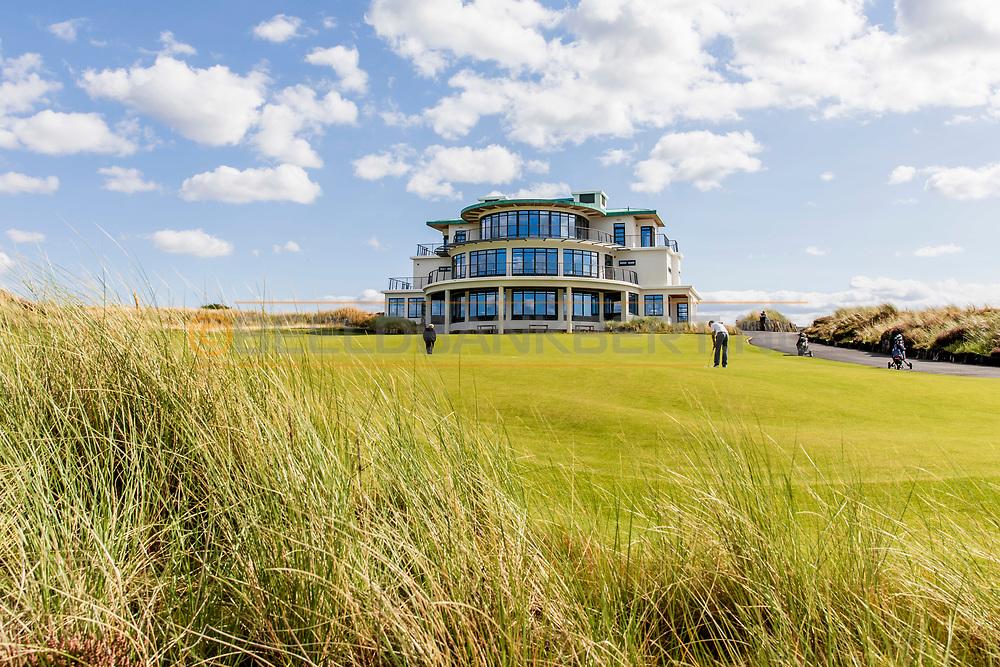 31-08-2018 Golf in Schotland: Castle Stuart Golf Links in Dalcross, Inverness, Scotland.