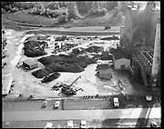 "Ackroyd 16965-19 ""Oregon Steel Mills. Aerials & ground photos. Rivergate. October 23, 1970."""