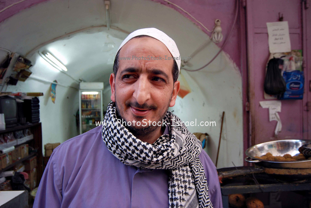 Kasba, Nablus, Palestinian authority