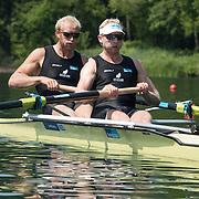 NZ Mens pair (2-)