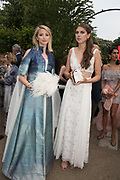 ISABELLE GETTY, SABRINA PERCY, The Serpentine Party pcelebrating the 2019 Serpentine Pavilion created by Junya Ishigami, Presented by the Serpentine Gallery and Chanel,  25 June 2019