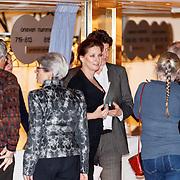 NLD/Amsterdam/20160206 - Premiere balletvorstelling Mata Hari, Marlies Dekkers en .......