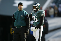 7 December 2003: The Philadelphia Eagles defeated the Dallas Cowboys 36-10 at Lincoln Financial Field in Philadelphia, PA...Mandatory Credit: Drew Hallowell