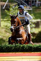 Coleman, William (USA), Obos o´Reilly<br /> Luhmühlen - CCI4Sterne/CIC3Sterne Deutsche Meisterschaft 2017<br /> © Stefan Lafrentz