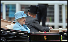 Royal Ascot Day One-The Queen-19-6-12