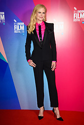 Nicole Kidman attending the Destroyer Premiere as part of the BFI London Film Festival, at the Vue Cinema in Leicester Square, London.