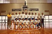 Nazionale Juniores femminile Sassari 1983