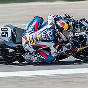 August 3, 2013 - Tooele, UT - JD Beach competes in Daytona Sportbike Race 1 at Miller Motorsports Park.