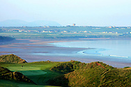 A general view of 11th hole Par 4, Old Course, Ballybunion Golf Club, Ballybunion, Co. Kerry, Ireland. Picture Credit / Phil Inglis.