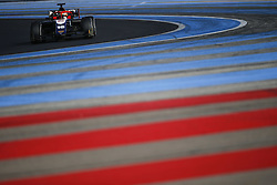 March 6, 2018 - Le Castellet, France - ARJUN MAINI of India and Trident drives during the 2018 Formula 2 pre season testing at Circuit Paul Ricard in Le Castellet, France. (Credit Image: © James Gasperotti via ZUMA Wire)