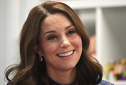 The Duchess of Cambridge officially opens the new Place2Be headquarters in London, UK, on the 7th March 2018. Picture by Victoria Jones/WPA-Pool. 07 Mar 2018 Pictured: Catherine, Duchess of Cambridge, Kate Middleton. Photo credit: MEGA TheMegaAgency.com +1 888 505 6342